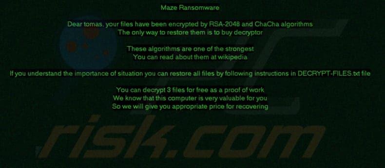 ransomware-maze